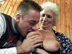 Hot Granny Screwed
