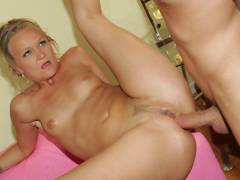 See erotic mature Katie Gold twat to lay somebodyed